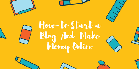how to start a blog and make money online webinar toulouse