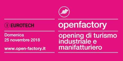 Open Factory @ Eurotech