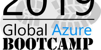 Global Azure Bootcamp - 2019 - Birmingham UK