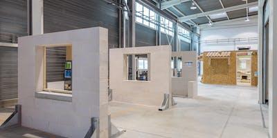 Inauguration du plateau de formation: mise en oeuvre des fenêtres