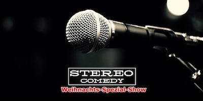 STAND UP COMEDY | Die große Stereo Comedy Weihnachts-Gala