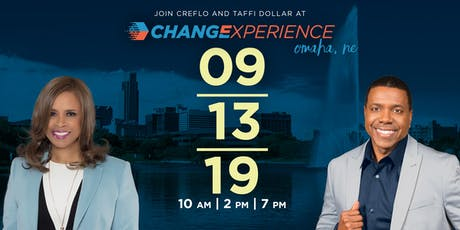 Change Experience 2019 - Omaha, NE tickets