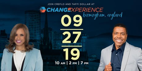 Change Experience 2019 - Birmingham, England tickets