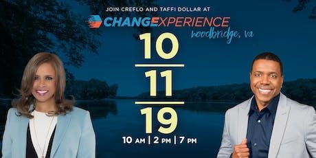Change Experience 2019 - Woodbridge, VA tickets