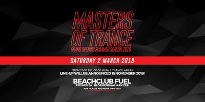 Masters of Trance - Grand opening BC Fuel