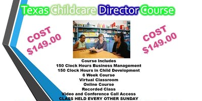 Child Care Directors Course