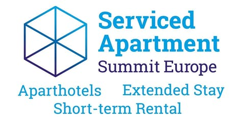 Serviced Apartment Summit Europe 2019 tickets
