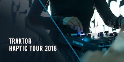 Native Instruments : TRAKTOR HAPTIC Tour 2018 @ Espace Claviers