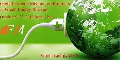 Global Experts Meeting on Frontiers in Green Energy & Expo