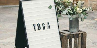 Yoga im Wertheim