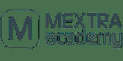 MEXTRA Admin Training december 2019