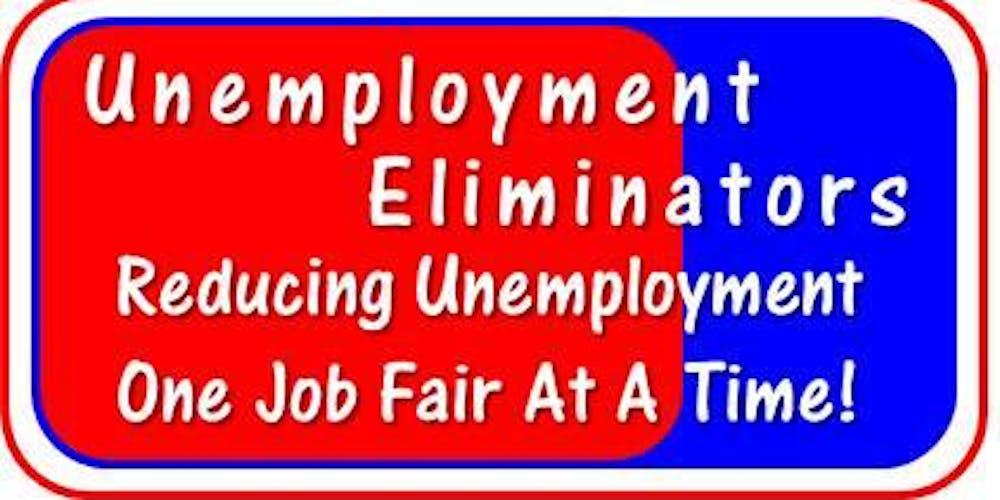 Unemployment Eliminators Job Fair In Columbus Ga Tickets