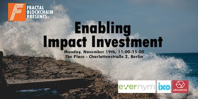 Enabling Impact Investment - Revision Co-Creator E