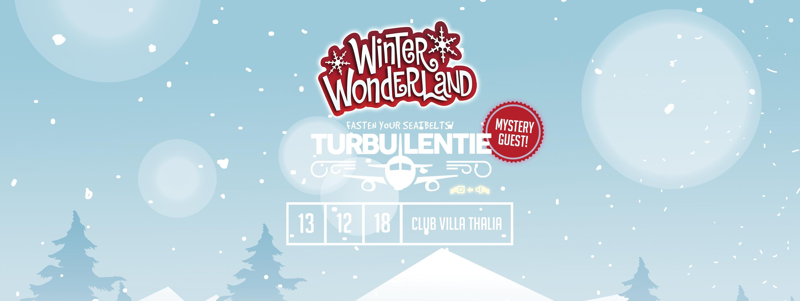 Turbulentie X Winter Wonderland