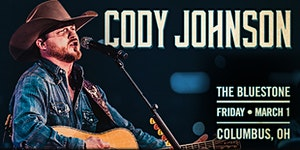 Cody Johnson LIVE at The Bluestone