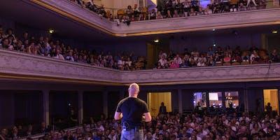 Conférence publique Sorties de Zone de Daniel Blouin à Bordeaux