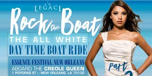 ROCK THE BOAT pt. 2 · THE 2019 ALL WHITE DAY TIME BOAT...
