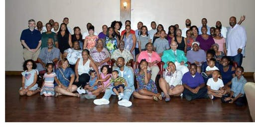 Montgomery-Coure Family Reunion 2019