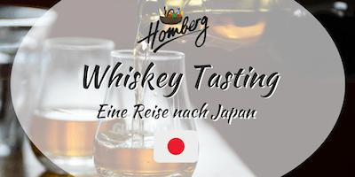 Whiskey Tasting - Reise nach Japan