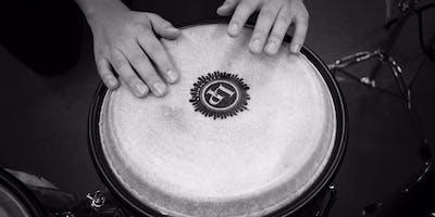Drum Circle with Tesa Baum