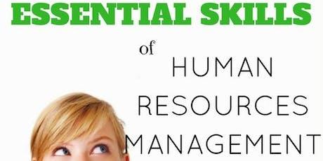 TfC Essential HR Skills  tickets