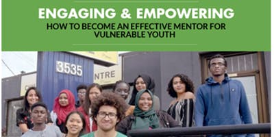 TYES Frontline Worker Mentorship Workshop