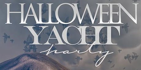 MIAMI NICE 2019 ANNUAL HALLOWEEN YACHT PARTY tickets