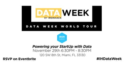 Powering Your Startup with Data