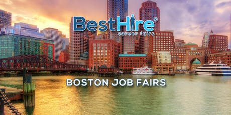 Boston Job Fair August 7, 2019 - Hiring Events & Career Fairs in Boston MA  tickets