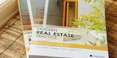 Pre-Licensing July - Fundamentals of Real Estate