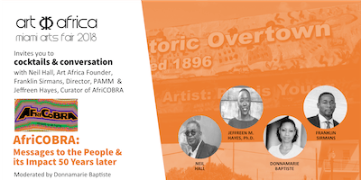 AfriCOBRA: Messages to the People & its Impact 50 Years Later