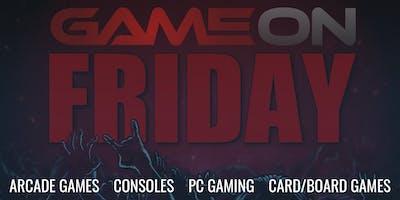 GameOn Friday Night Gaming
