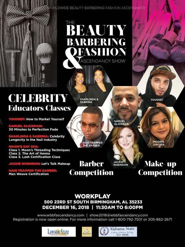Worldwide Beauty Barbering & Fashion Ascendan