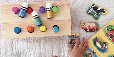 Essential Oils for Pregnancy, Birth and Beyound