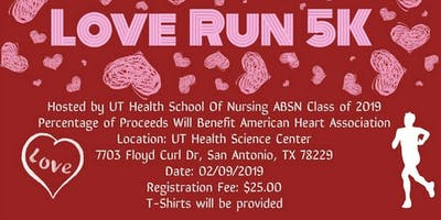 3rd Annual 5K Love Run