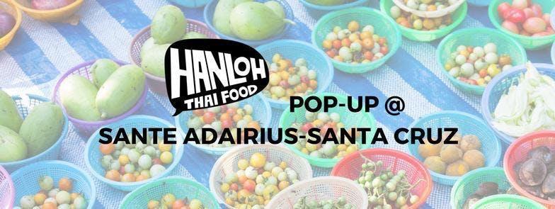 Hanloh Thai Popup On Mondays 5 Nov 2018