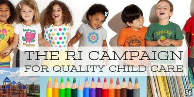 RI Campaign for Quality Child Care Meeting