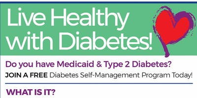 Live Healthy With Diabetes Self-Management Program