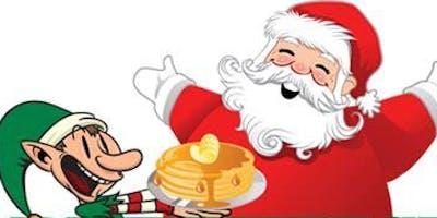 Pancake Breakfast with Santa & Buddy the Elf