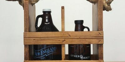 Make a Growler / Beer Tote + Fill a Growler