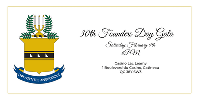 Acacia Fraternity 30th Founders