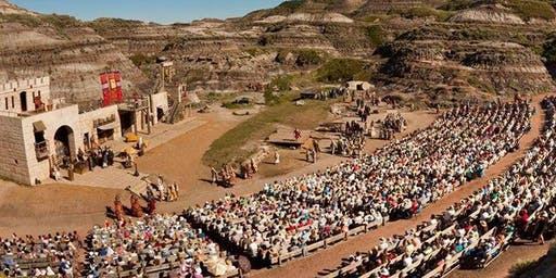 Calgary to...Badlands Passion Play 2019