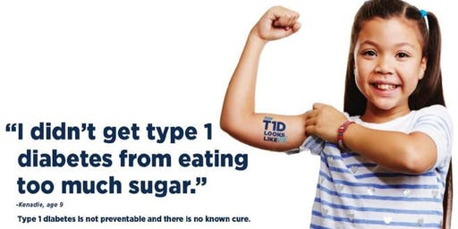 Yes, I want to book a T1D Aware Presentation