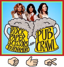 Rock Paper Scissors Tournament & Pub Crawl! Wednesdays! San Francisco tickets
