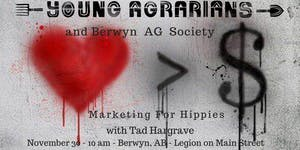 Peace River: Marketing for Hippies 101 - How to Grow...