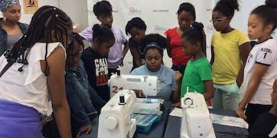 Sew Creative Kids Weekend Session