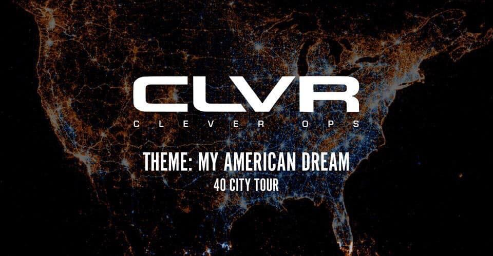 Clever Talks 2019: My American Dream- Minneap