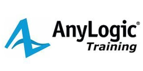 AnyLogic Software Training Course - July 16-18 tickets