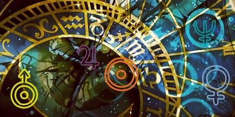 Workshops Planetenschwingung: Astrologische Urprinzipien  mit allen Sinnen erleben Tickets