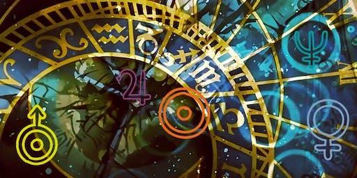 Workshops Planetenschwingung: Astrologische Urprinzipien  mit allen Sinnen erleben